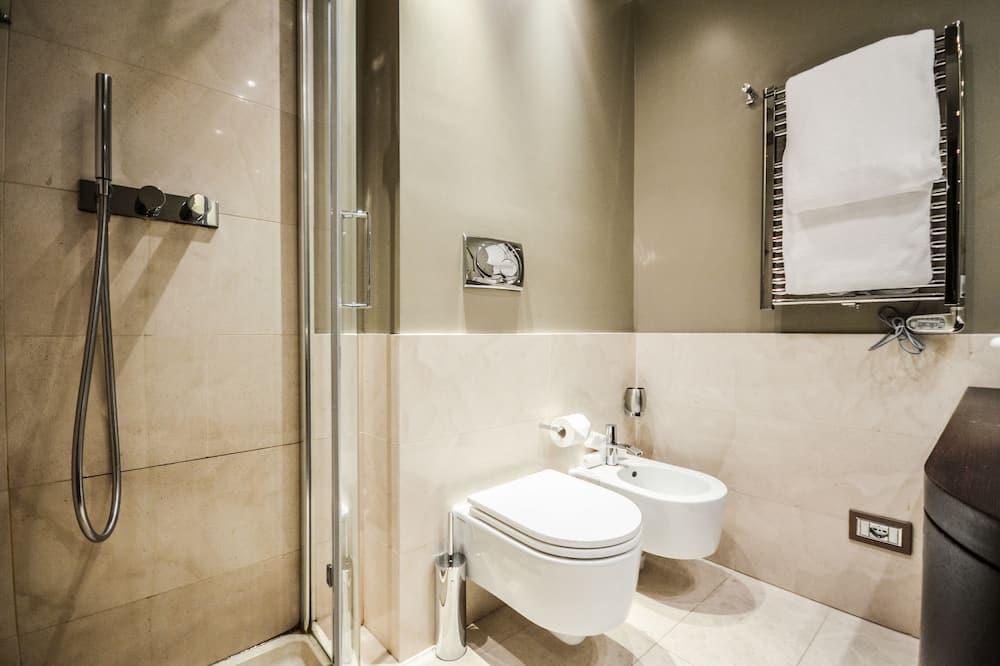 Executive-sviitti (single use) - Kylpyhuone
