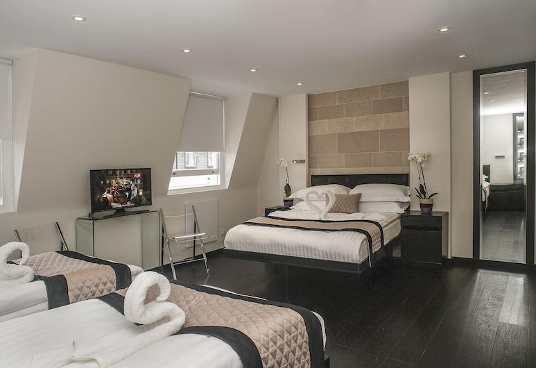NOX HOTELS - Notting Hill, London, Family Studio, Room
