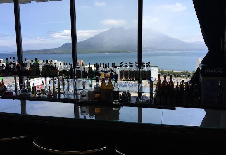 Kagoshima Sun Royal Hotel, Kagoshima, Hotellbar