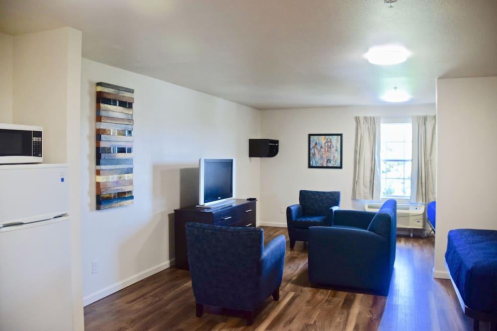 Apartmá, 2 dvojlůžka (180 cm), nekuřácký - Pokoj