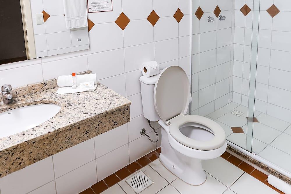 Deluxe Single Room, 1 Twin Bed - Bathroom