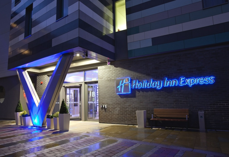 曼徹斯特市中心 體育場快捷假日酒店, 曼徹斯特, 酒店內
