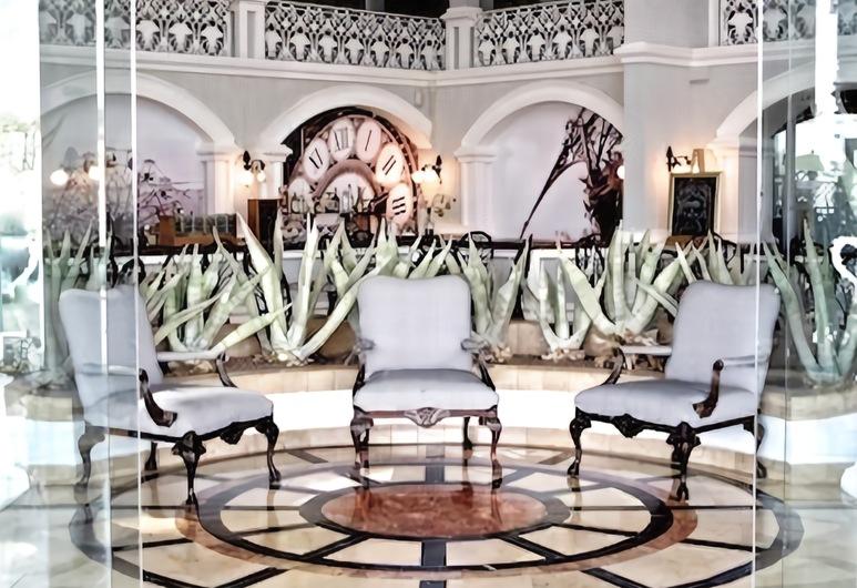 Paraiso Express Hotel, Torreon, Lobby