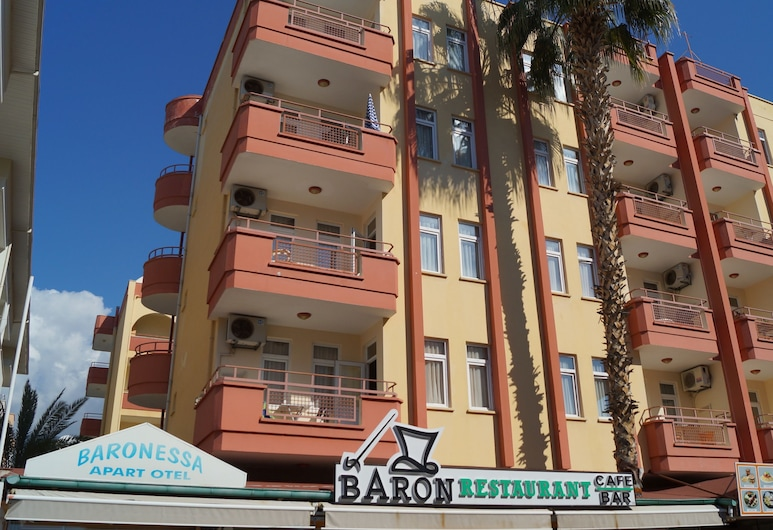 Elegant Baronessa Apart Hotel, Alanya