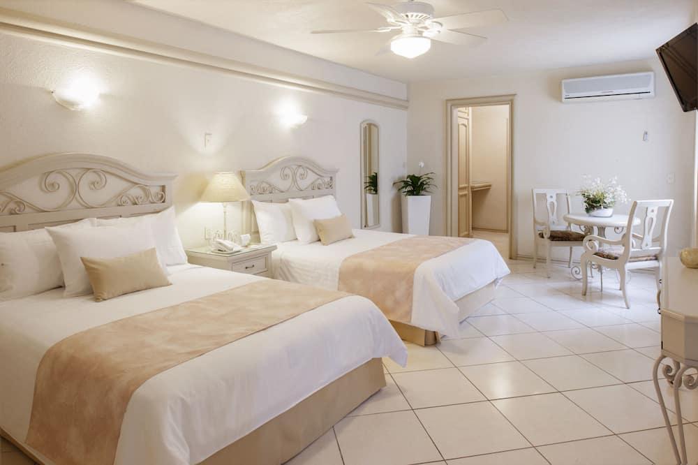 Suite, 2 slaapkamers - Kamer