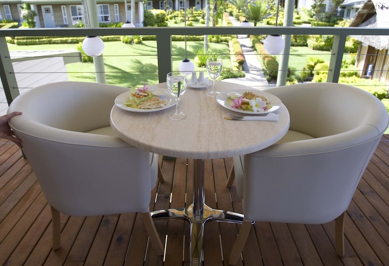 Madang Lodge Hotel, Madang, Outdoor Dining