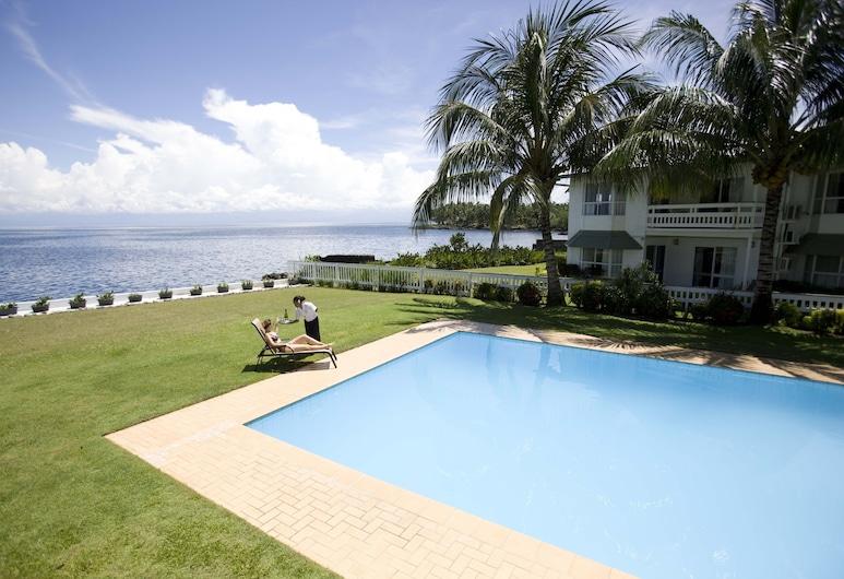 馬丹酒店, 馬丹, 室外泳池