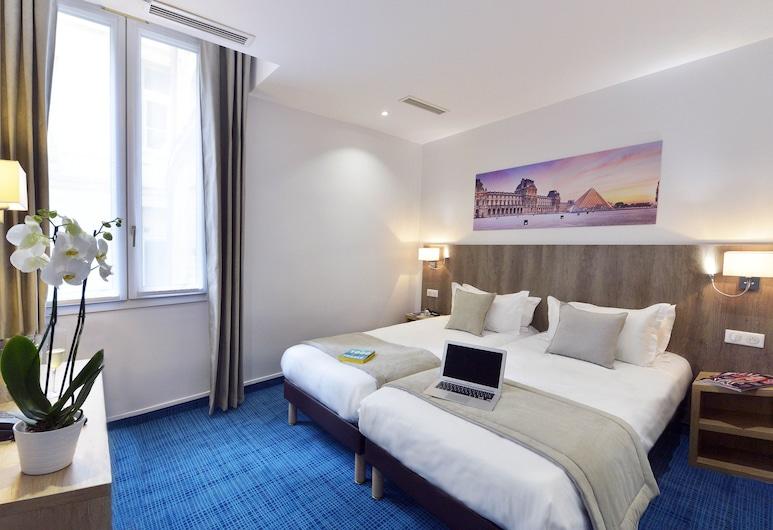 Hotel Eugenie, Παρίσι, Superior Δίκλινο Δωμάτιο (Twin), Δωμάτιο επισκεπτών