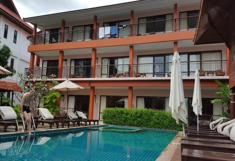 Grand Thai House Resort, Koh Samui, Superior Room, Outdoor Banquet Area