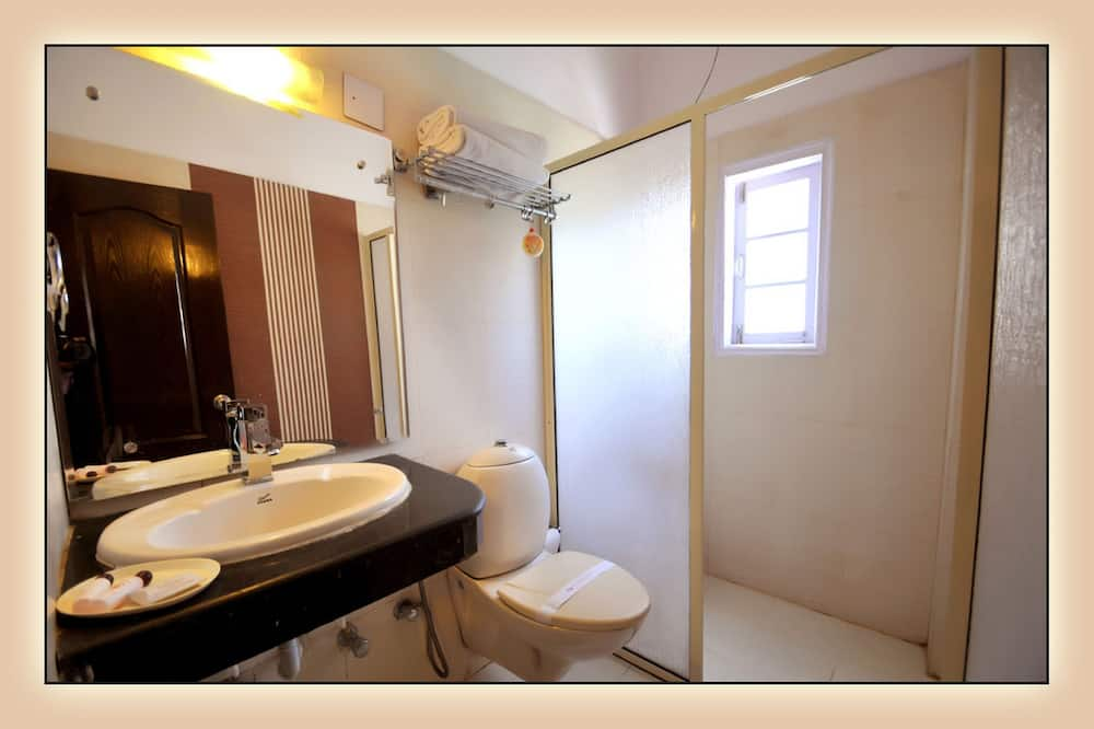 奢華客房 - 浴室