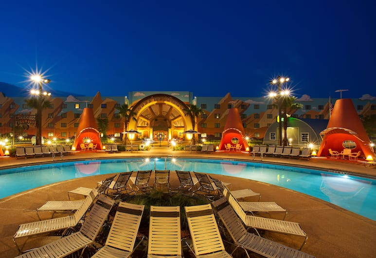 Disney's Art of Animation Resort, Lake Buena Vista, Pool