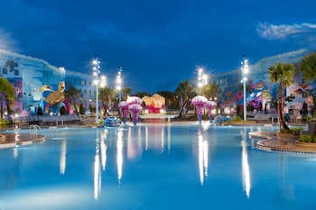 Lake Buena Vista bölgesindeki Disney's Art of Animation Resort resmi