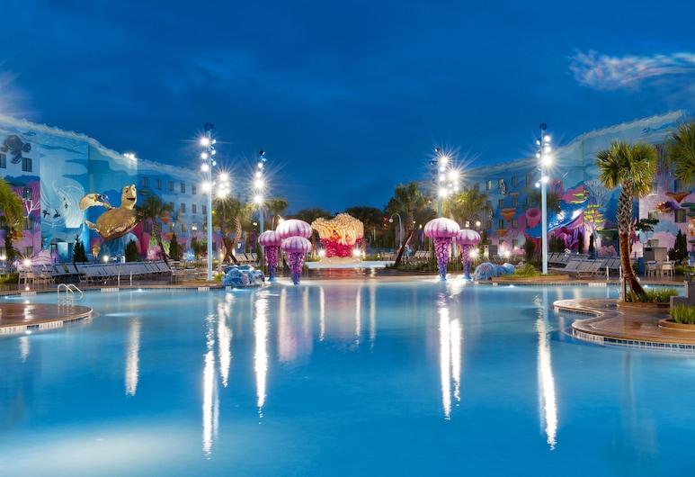 Disney's Art of Animation Resort, Lago Buena Vista