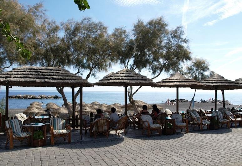Levante Beach Hotel, Santorini, View from Hotel