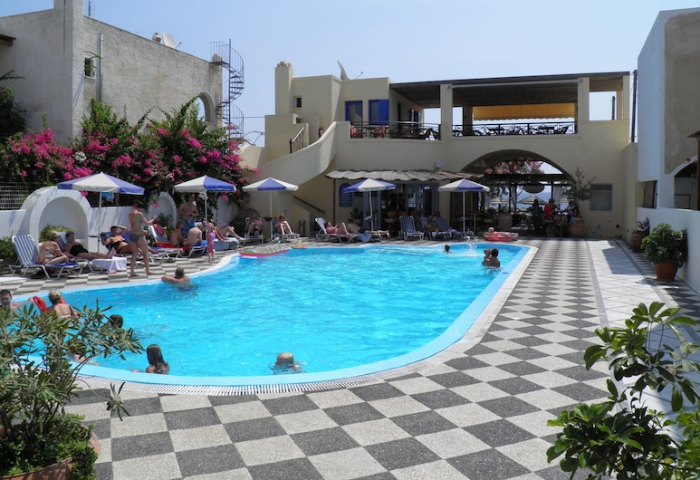 Levante Beach Hotel, Santorini
