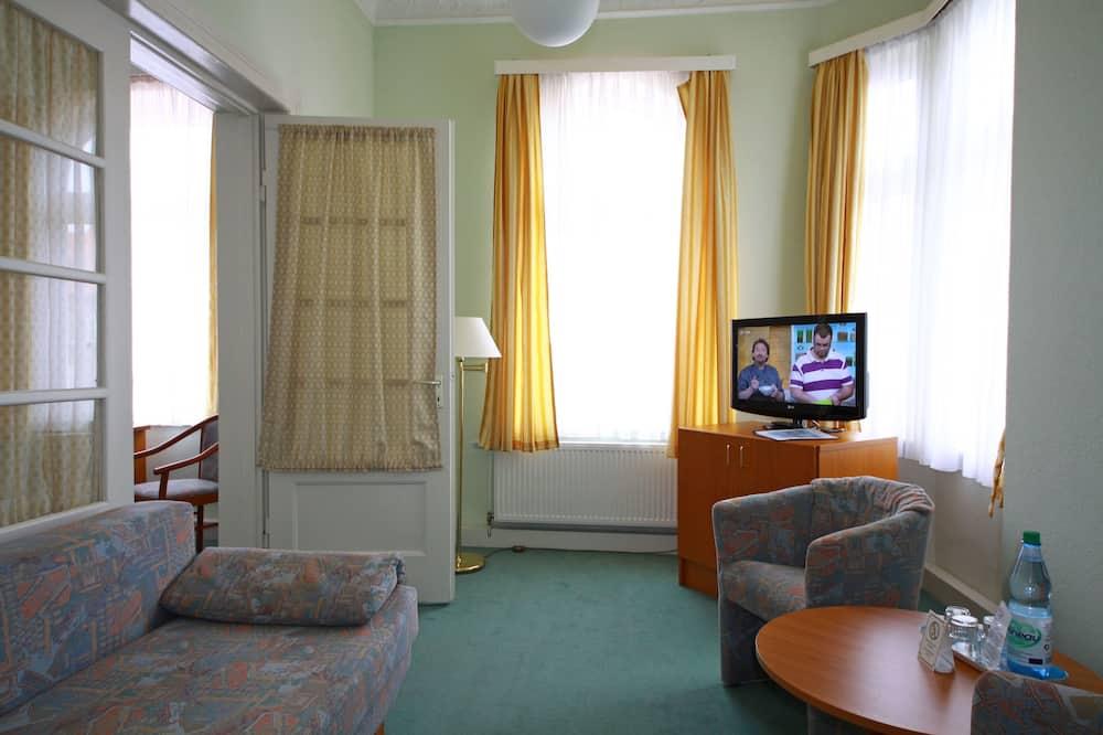 סוויטה - אזור מגורים