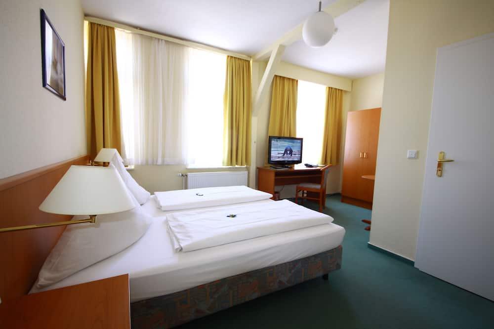 חדר זוגי ליחיד - חדר אורחים