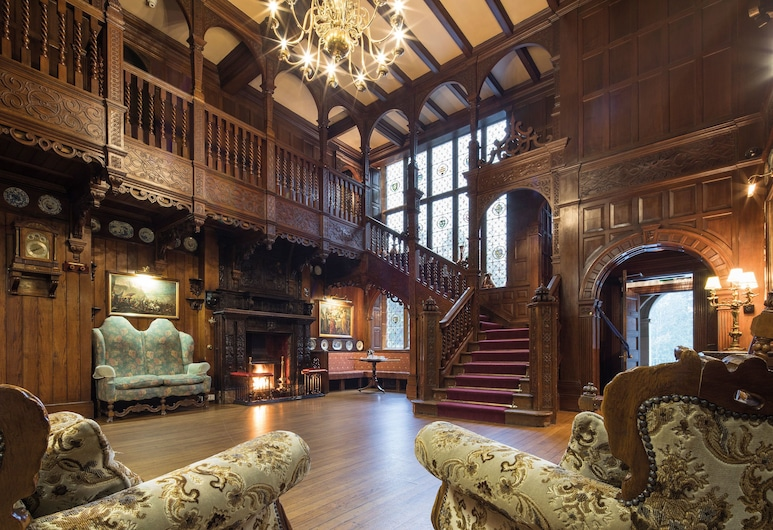 Langdale Chase Hotel, Windermere, Lobby