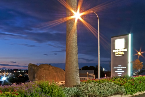 犬岩汽車旅館/