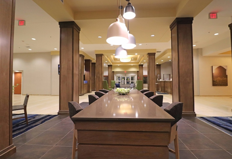 Fairfield Inn & Suites Kearney, Kearney, Hotel Interior