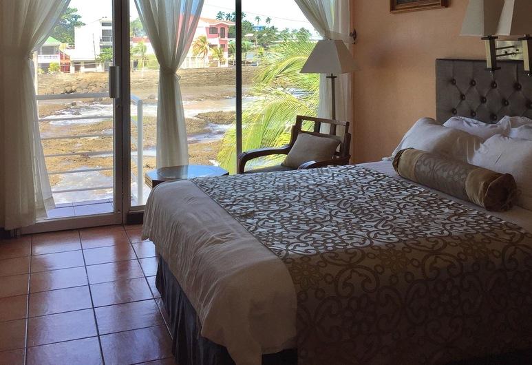 Park Hotel, Limon, Deluxe Room, 1 Katil Ratu (Queen), Pemandangan Bilik Tamu