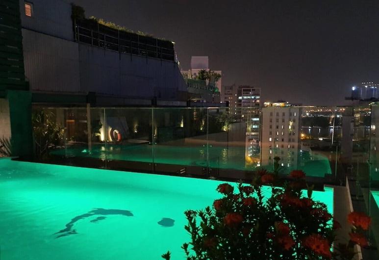 Sunflower Luxury Hotel, Bandar Raya Ho Chi Minh, Kolam