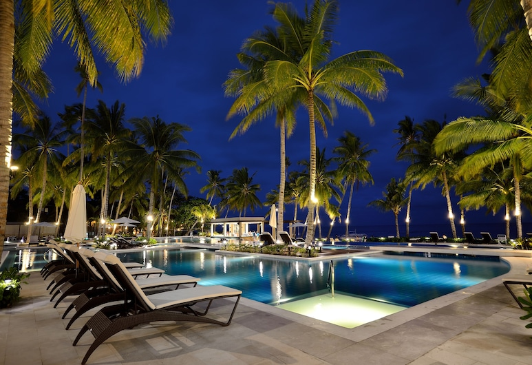 Henann Resort Alona Beach, Panglao, Vaade hotellist
