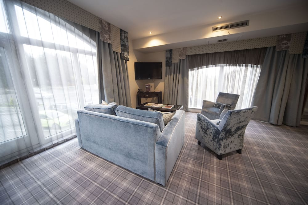 Suite – luxury - Oppholdsområde