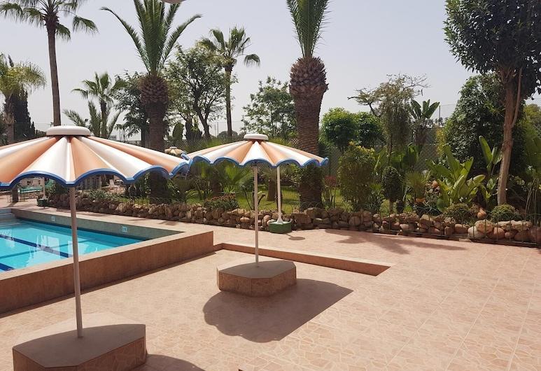 雅斯馬飯店, 阿加迪爾, 游泳池