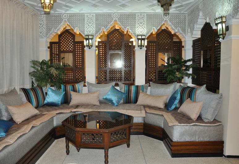 Aferni Hotel, Agadiras, Viešbučio laukiamasis