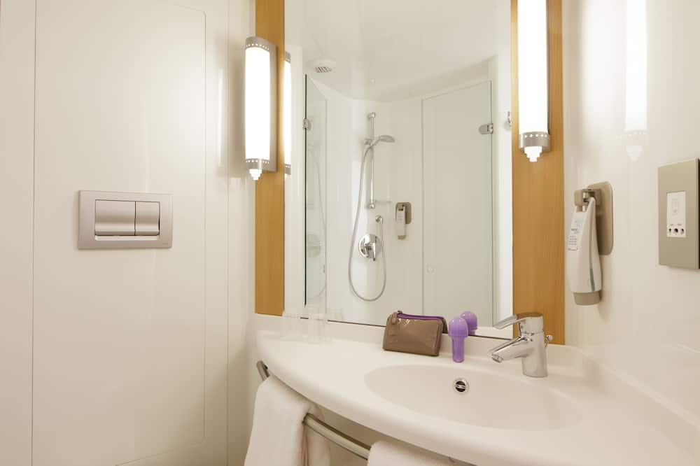 Double Room, 1 Katil Kelamin (Double) - Sink Bilik Mandi