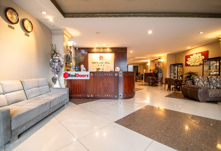 White Lion Hotel, Bandar Raya Ho Chi Minh, Meja Sambut Tetamu