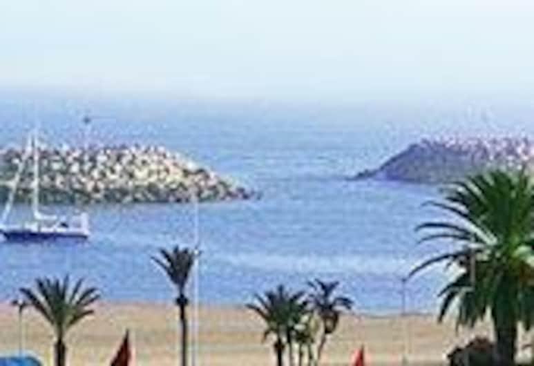 Hotel Al Khaima, Arcila, Vista a la playa o el mar