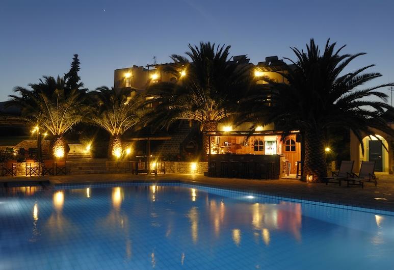 Albatross Hotel, Πάρος