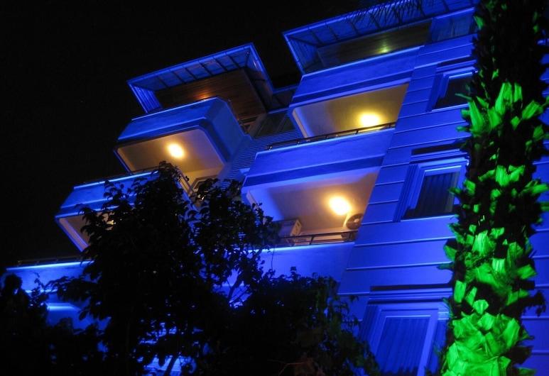賽帕蒂公寓酒店, 阿蘭雅, 外觀