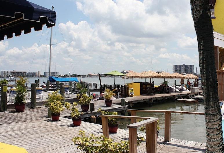 Barefoot Bay Resort & Marina, Παραλία του Κλιαργουότερ