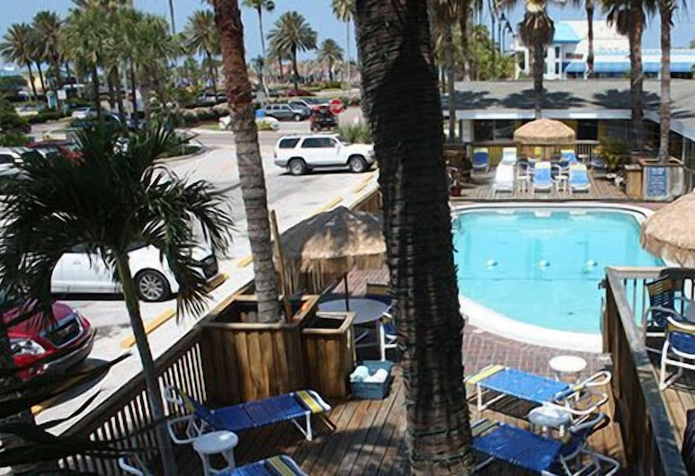 Barefoot Bay Resort & Marina, Clearwater Beach, Открытый бассейн