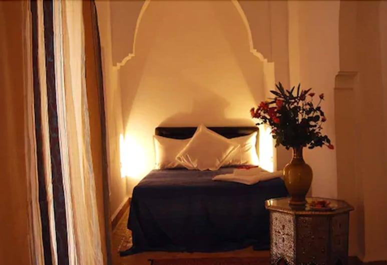 Riad Hannah, Marrakech, Suite Premium, 1 Quarto, Quarto