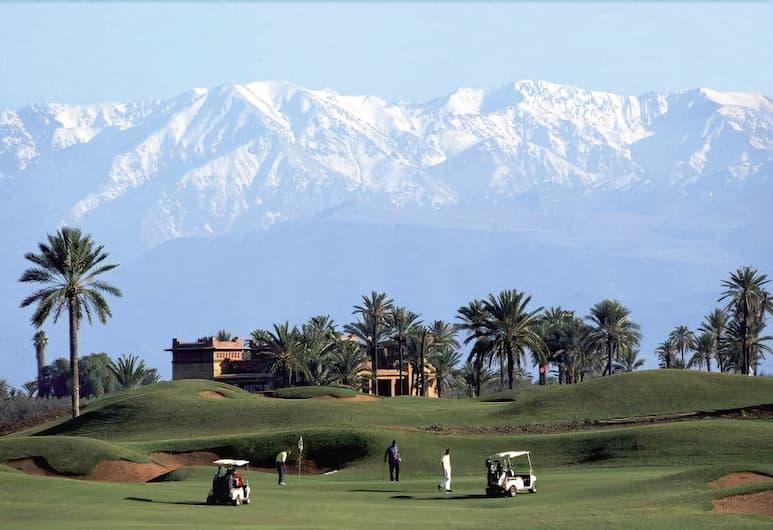 里亞德漢娜酒店, 馬拉喀什, 高爾夫