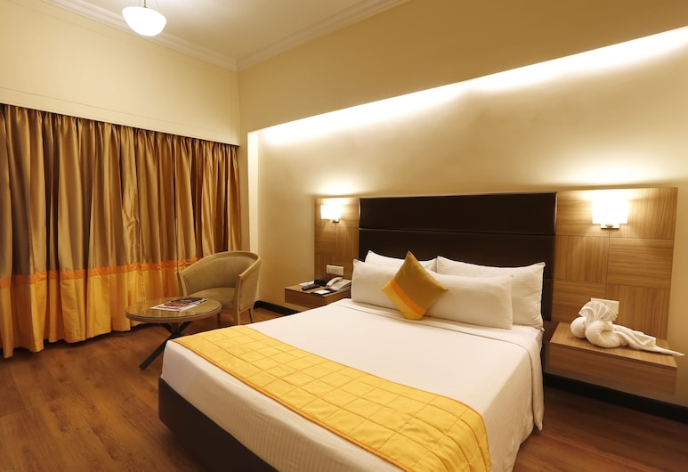 Green Park Hotel, Visakhapatnam, Chambre Deluxe, Chambre