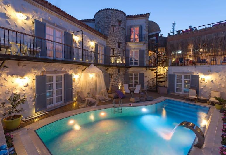 Chigdem Hotel - Special Class, Çeşme, Açık Yüzme Havuzu