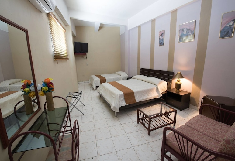 Apart Hotel Atlantic, Guayaquil, Basic Τρίκλινο Δωμάτιο, Δωμάτιο επισκεπτών