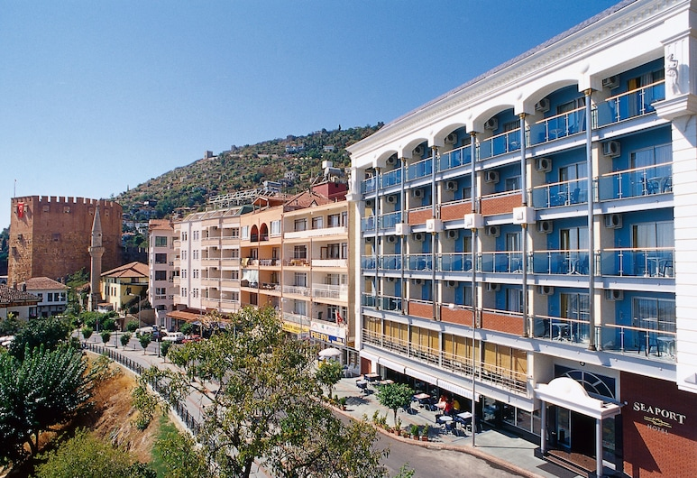 Quattro City Seaport Hotel, Alanya