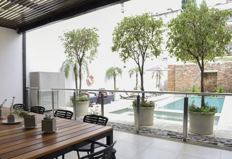 Argenta Suites Belgrano, Μπουένος Άιρες, Κήπος