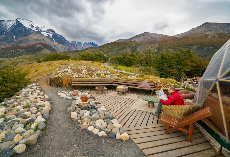 Ecocamp Patagonia, Torres Del Paine, Property Grounds