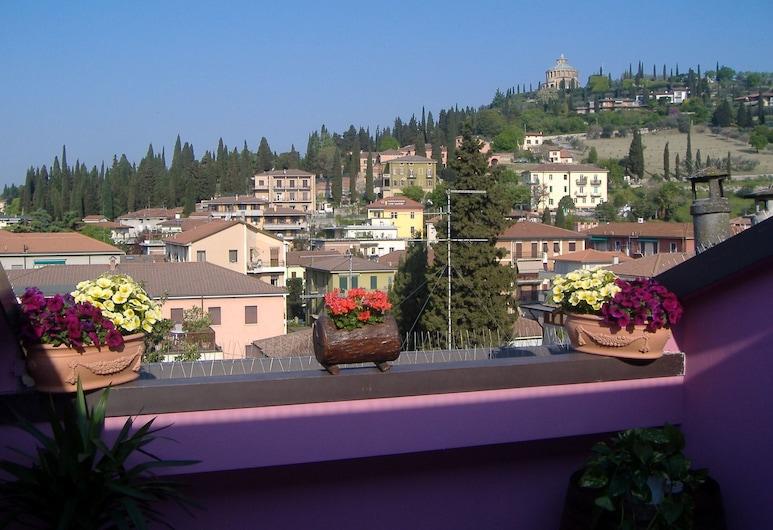 B&B Cuore di Giulietta, Verona, Čtyřlůžkový pokoj typu Deluxe, Pokoj