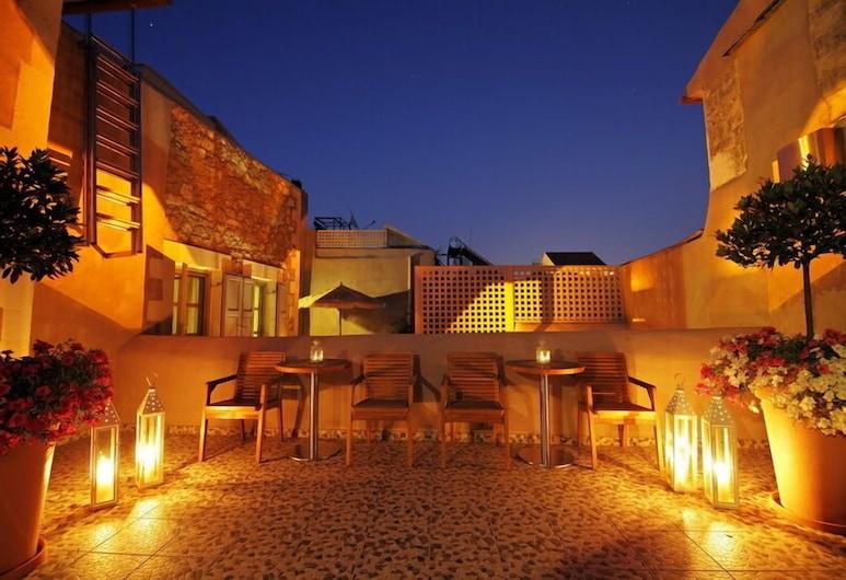 Elia Fatma Boutique Hotel, Chaniá, Bairro em que se situa o estabelecimento