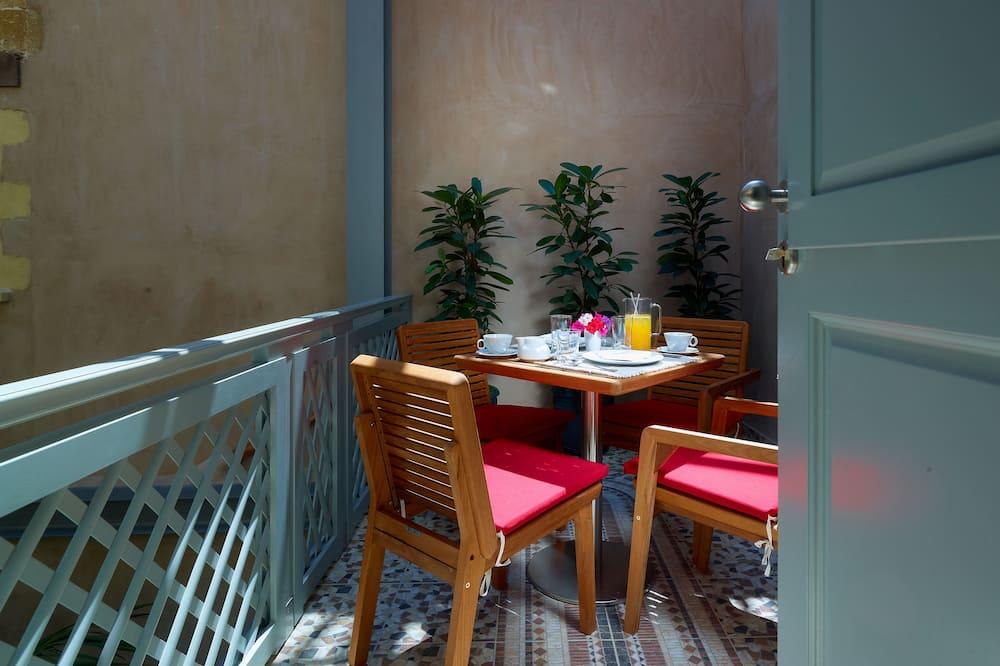 חדר סופריור (Yildiz & Sibel) - מרפסת