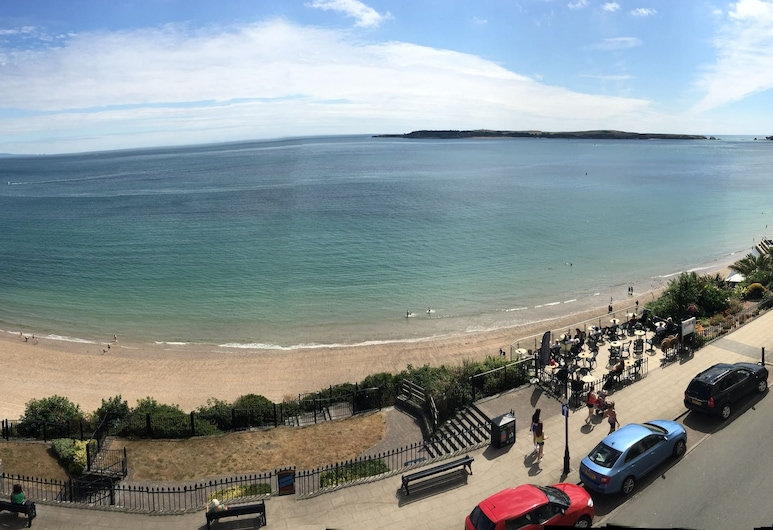 Clarence House Hotel, Tenby, Double or Twin Room, Sea View, Guest Room