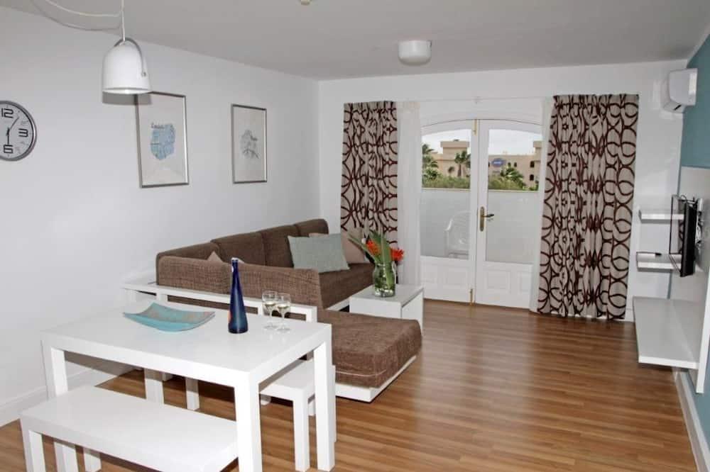 Standardní apartmán, 1 ložnice (Apartamento 1 dormitorio (1a+1n)) - Obývací pokoj